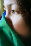 Expressieve ogen Stock Afbeeldingen