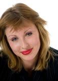 Expressieve vrouw Royalty-vrije Stock Foto
