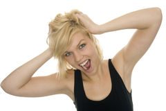 Expression Royalty Free Stock Photo