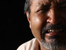 Expression cry Stock Images
