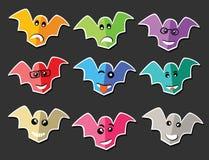 Expression d'émoticône d'Emoji Illustration Stock