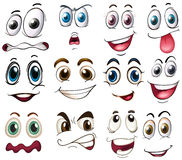 expressions Photo stock