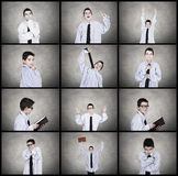 Expressions Royalty Free Stock Photography