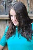 Expressions femelles de beauté Images stock