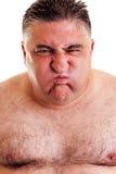 Expressive man Stock Photos