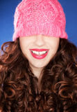 Expressive portrait Stock Image