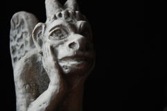 Expressive Sculpture Royalty Free Stock Images