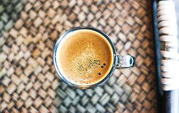 Expresso咖啡 免版税图库摄影