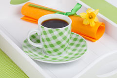 Expresso coffee Stock Photos