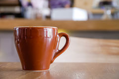 Expresso Coffee Cup Royalty Free Stock Images