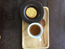 Expresso coffee Royalty Free Stock Images