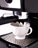 expresso kawowa maszyna Fotografia Royalty Free