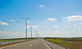 Expressway Royalty Free Stock Photo