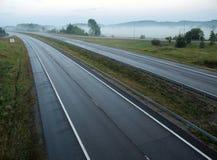 expressway Image libre de droits