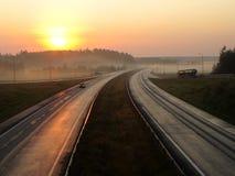 expressway Imagem de Stock