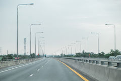 On the expressway Stock Images