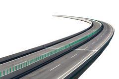 Expressway isolated Stock Image