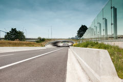 Expressway Royalty Free Stock Photo