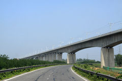 Expressway and Viaduct Stock Photos