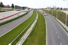 Free Expressway View Stock Photography - 145961282