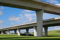 expressways södra florida royaltyfri foto