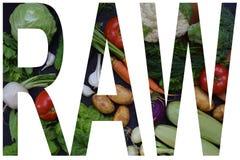Exprimez cru présenté à des légumes multicolores colorés Concept sain de nourriture Produit végétarien Matières premières organiq images libres de droits