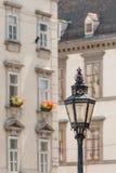 Exquisite antique lantern Stock Photos