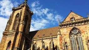 An exquisite cathedral in Germany Royalty Free Stock Photo