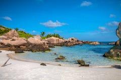 Exquisite Tropical Lagoon Stock Photo