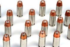 Exército das balas Fotografia de Stock Royalty Free
