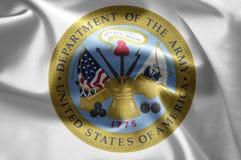Exército de Estados Unidos Foto de Stock