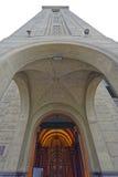 Extérieur d'église Photo stock