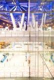 Extérieur d'aéroport de Bangkok Images stock