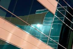 Extérieur d'immeuble de bureaux photos stock