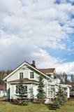 Extérieur d'une maison Photos libres de droits