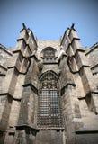 Extérieur de cathédrale Photos libres de droits