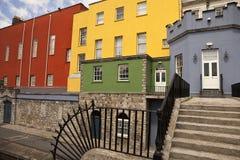 Extérieur de château de Dublin Photographie stock
