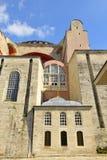 Extérieur de Hagia Sophia Photos stock