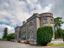 Extérieur de maison de belvédère, Irlande image libre de droits