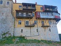 Extérieur de monastère Photos libres de droits