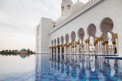Extérieur de mosquée Image libre de droits