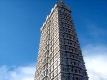Extérieur de temple de Murudeshwara Image stock