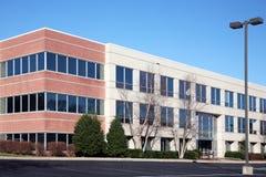 Extérieur moderne d'immeuble de bureaux Photo libre de droits