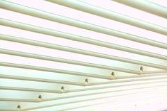 Extérieur moderne de construction Détail d'architecture moderne Images stock