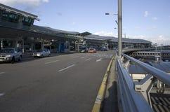Extérieurs d'aéroport international d'Incheon Photos libres de droits