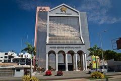 Extérieurs de centre culturel Musem dans le Manta Photos libres de droits