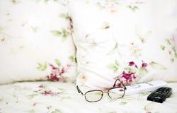 Extérieurs et lunettes de TV Photos libres de droits