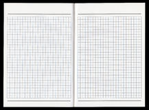 Extensión del cuaderno Fotografía de archivo libre de regalías