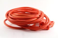 Extension Cord Royalty Free Stock Images