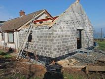 Extension de bâtiment images stock